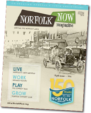 Norfolk Now Magazine