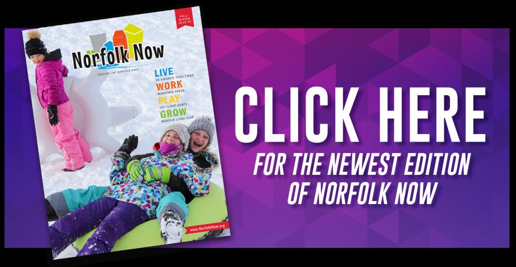 Norfolk Now Magazine Norfolk Nebraska